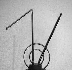 Broken antenna