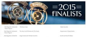 Radio Sausalito NY festivals nomination